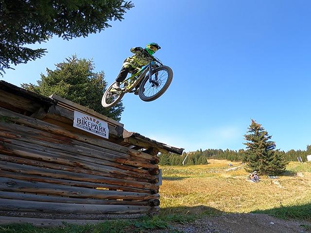 Hausdach Jump Bikepark Serfaus-Fiss-Ladis